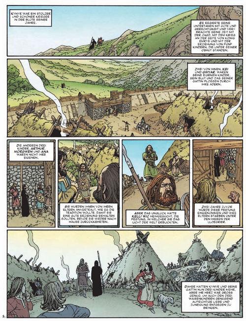Leseprobe aus Arthur 2 - Seite 8