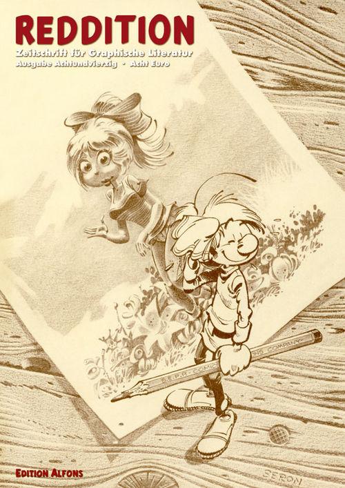 Leseprobe aus Titelbild von Pierre Seron