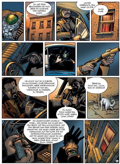 Leseprobe aus Blei im Schädel 1 - Seite 6