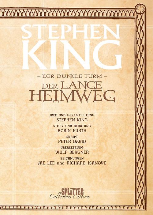 Leseprobe aus Stephen King – Der Dunkle Turm 2 - Seite 3