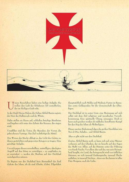 Leseprobe aus Kreuzzug 2 - Seite 3