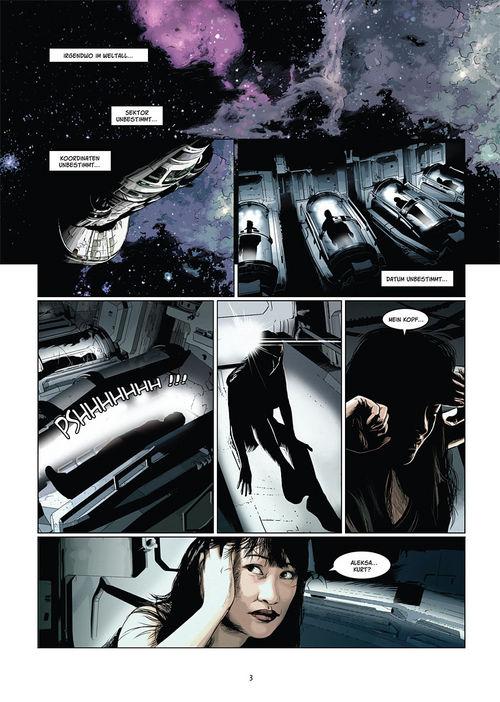 Leseprobe aus Der Schimpansenkomplex 3 - Seite 3
