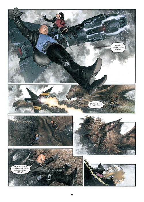 Leseprobe aus Die Waffen des Meta-Barons - Seite 12