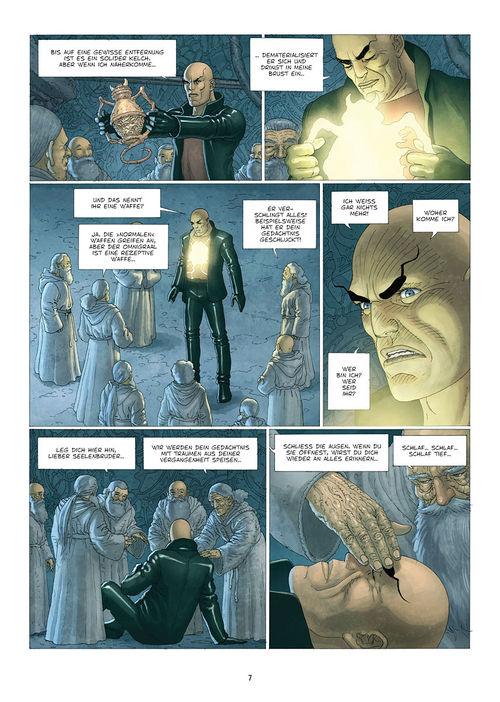 Leseprobe aus Die Waffen des Meta-Barons - Seite 8