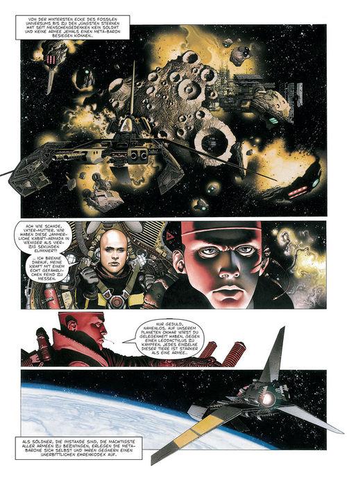 Leseprobe aus Die Waffen des Meta-Barons - Seite 10