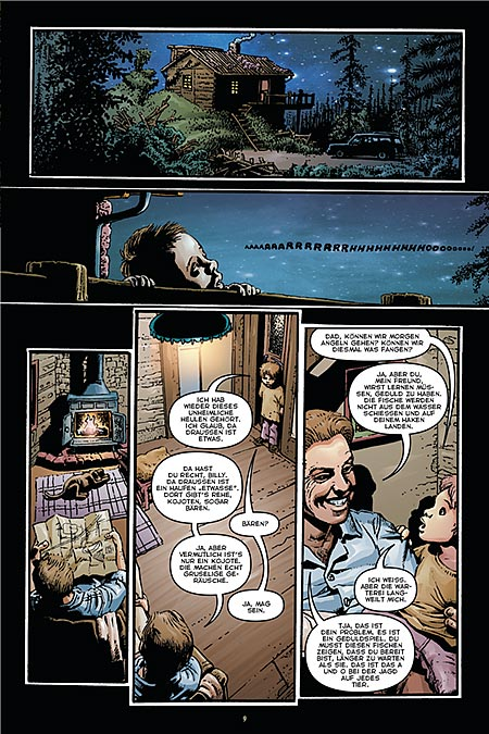 Leseprobe aus Bigfoot - Seite 9
