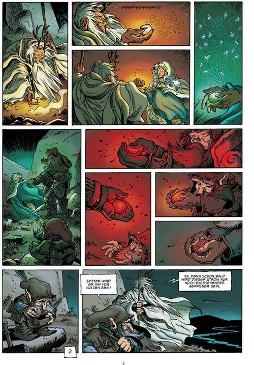 Leseprobe aus Changeling 1 - Seite 2