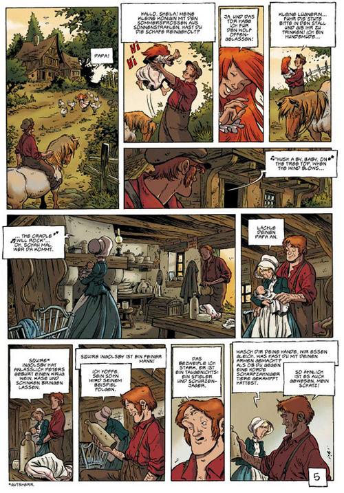 Leseprobe aus Changeling 1 - Seite 5