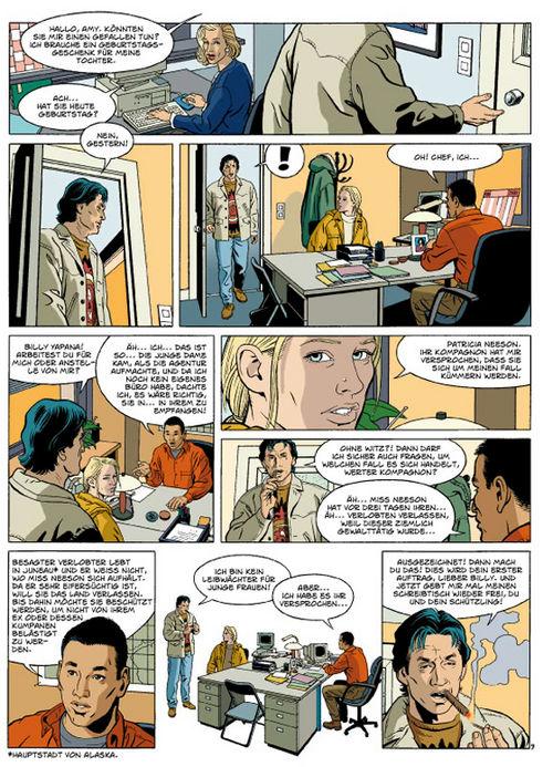 Leseprobe aus Frank Lincoln 1 - Seite 1