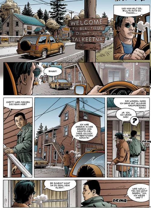 Leseprobe aus Frank Lincoln 2 - Seite 1