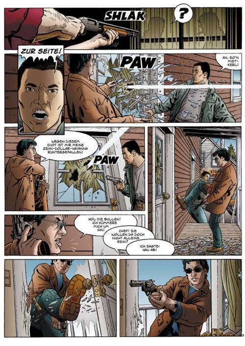 Leseprobe aus Frank Lincoln 2 - Seite 2