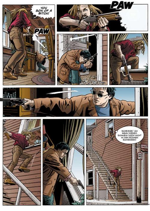 Leseprobe aus Frank Lincoln 2 - Seite 3