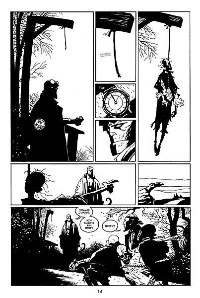 Leseprobe aus Hellboy 4: Sarg in Ketten - Seite 6