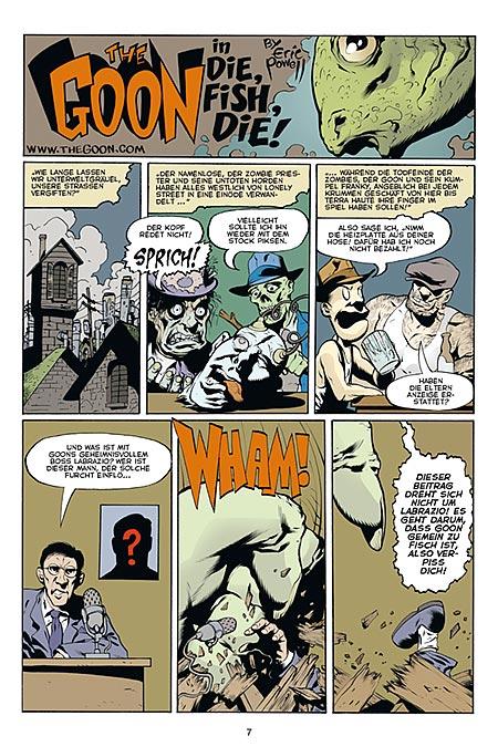 Leseprobe aus The Goon 2 - Seite 7