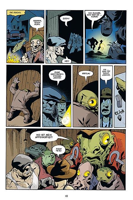 Leseprobe aus The Goon 2 - Seite 10