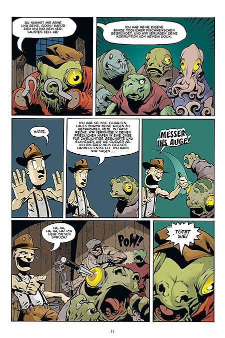 Leseprobe aus The Goon 2 - Seite 11