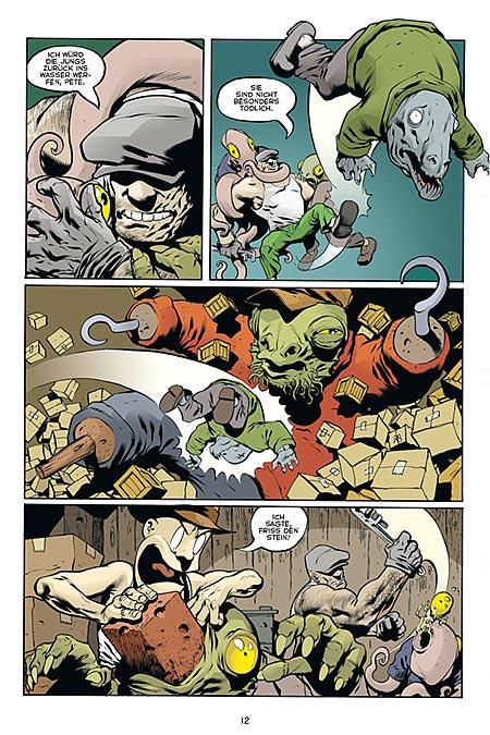 Leseprobe aus The Goon 2 - Seite 12