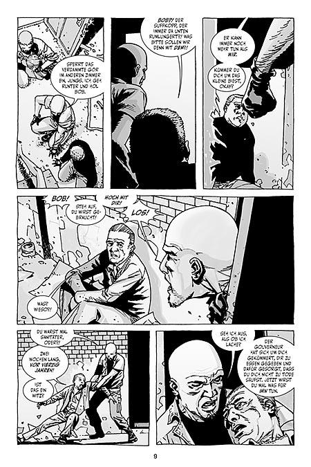 Leseprobe aus The Walking Dead 8 - Seite 9