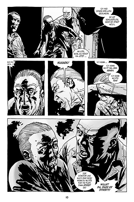 Leseprobe aus The Walking Dead 8 - Seite 10