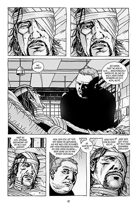 Leseprobe aus The Walking Dead 8 - Seite 12