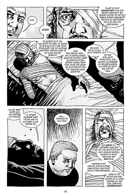 Leseprobe aus The Walking Dead 8 - Seite 13