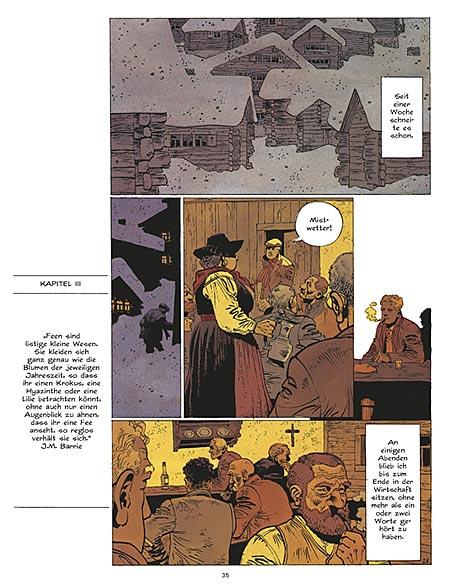 Leseprobe aus Auf der Suche nach Peter Pan - Seite 35
