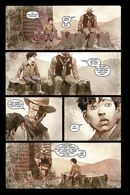 Leseprobe aus The Lone Ranger 1 - Seite 4