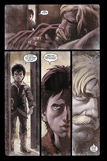 Leseprobe aus The Lone Ranger 1 - Seite 6