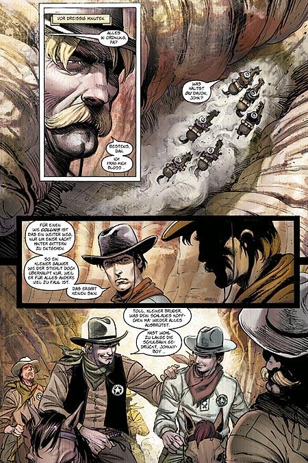 Leseprobe aus The Lone Ranger 1 - Seite 7