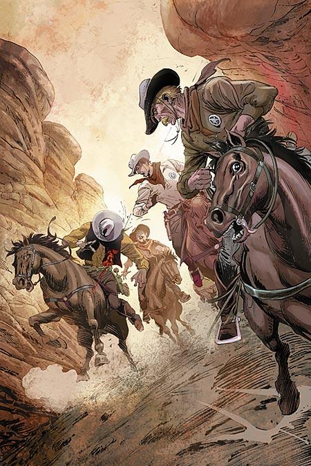 Leseprobe aus The Lone Ranger 1 - Seite 8