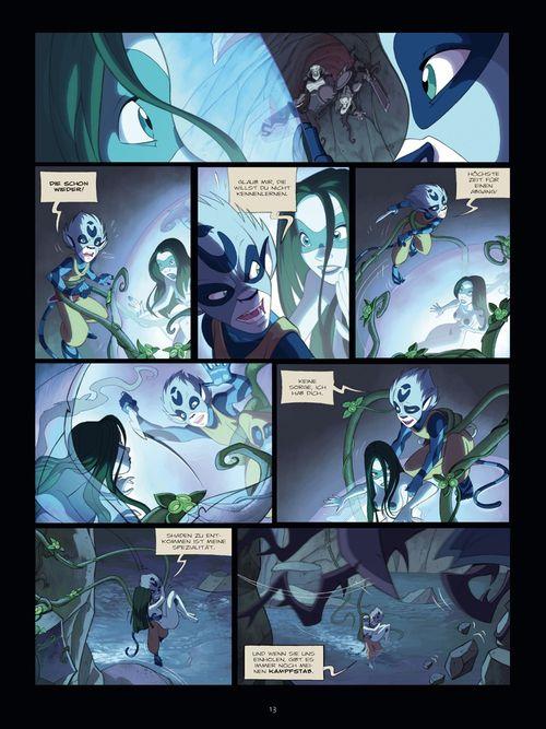 Leseprobe aus RIA 1 - Seite 11