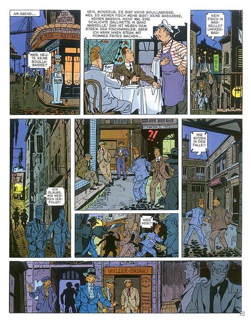 Leseprobe aus Dick Herrison 5 - Seite 1