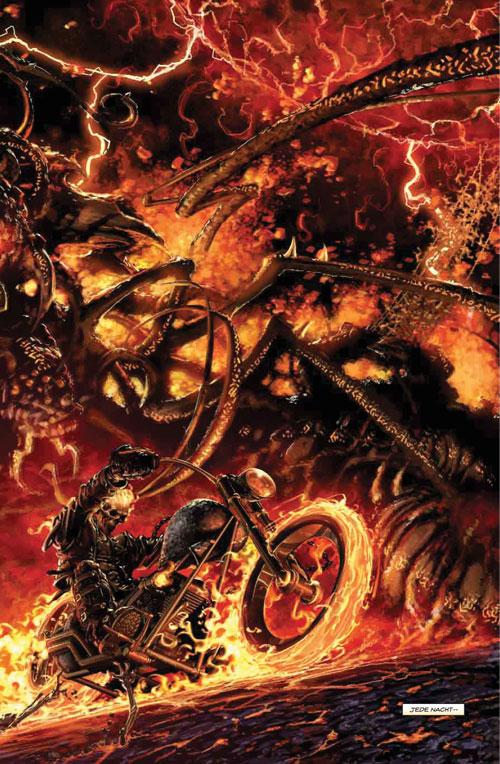Leseprobe aus 100% Marvel 26: Ghost Rider – Die Strasse der Verdammnis - Seite 3
