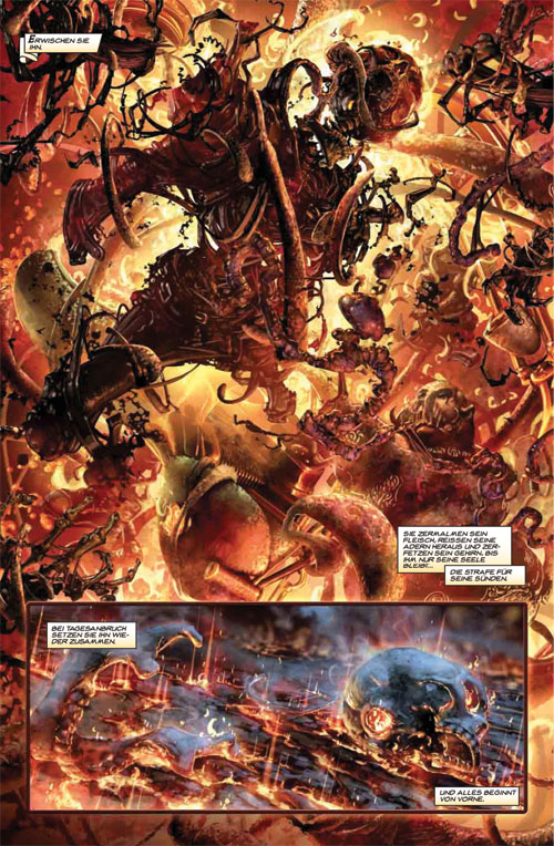 Leseprobe aus 100% Marvel 26: Ghost Rider – Die Strasse der Verdammnis - Seite 4
