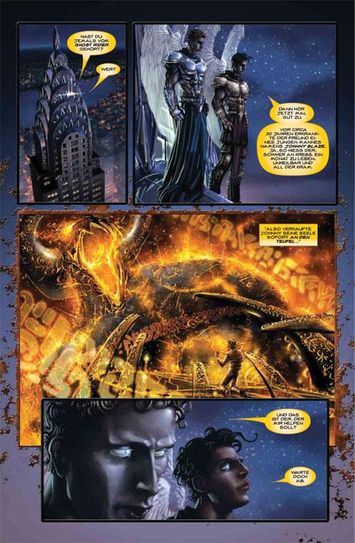 Leseprobe aus 100% Marvel 26: Ghost Rider – Die Strasse der Verdammnis - Seite 5
