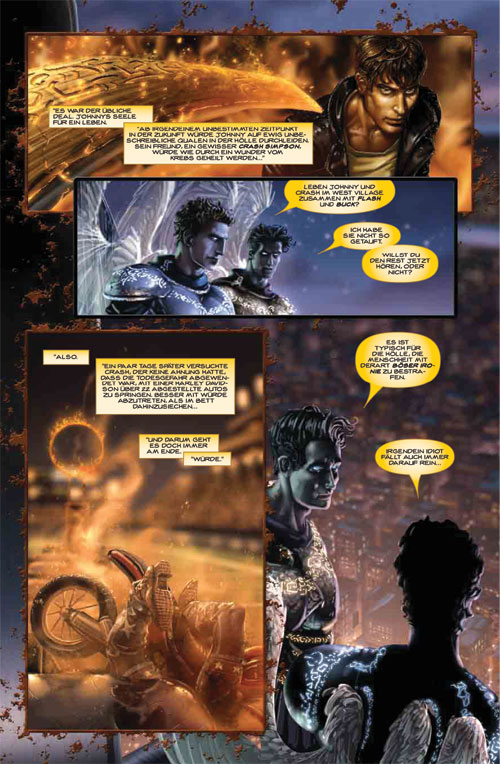 Leseprobe aus 100% Marvel 26: Ghost Rider – Die Strasse der Verdammnis - Seite 6