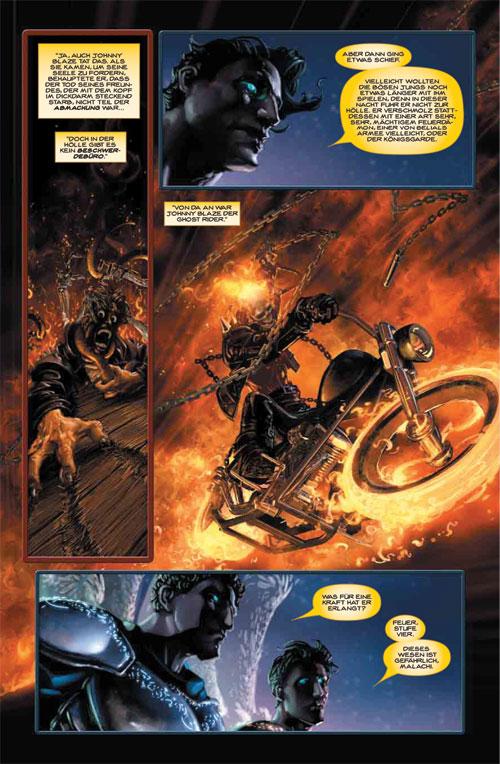 Leseprobe aus 100% Marvel 26: Ghost Rider – Die Strasse der Verdammnis - Seite 7