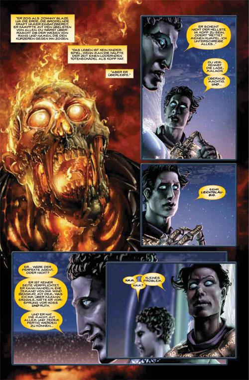 Leseprobe aus 100% Marvel 26: Ghost Rider – Die Strasse der Verdammnis - Seite 8