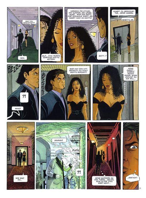 Leseprobe aus Niklos Koda 2 - Seite 1