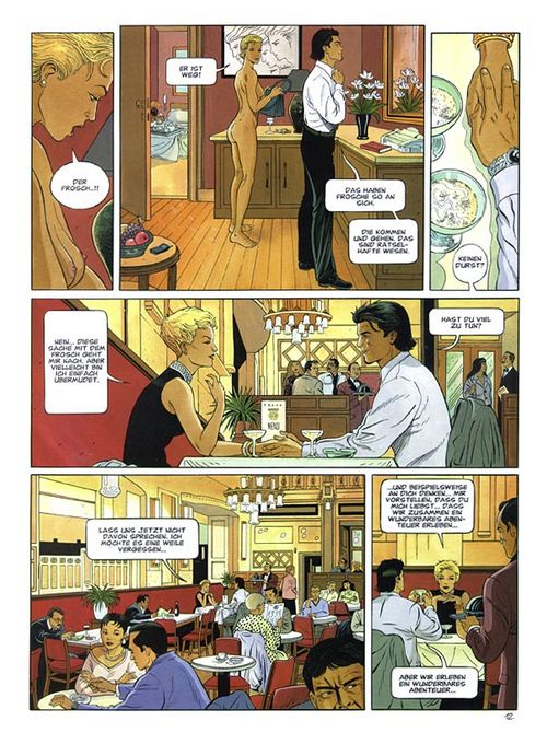 Leseprobe aus Niklos Koda 4 - Seite 1