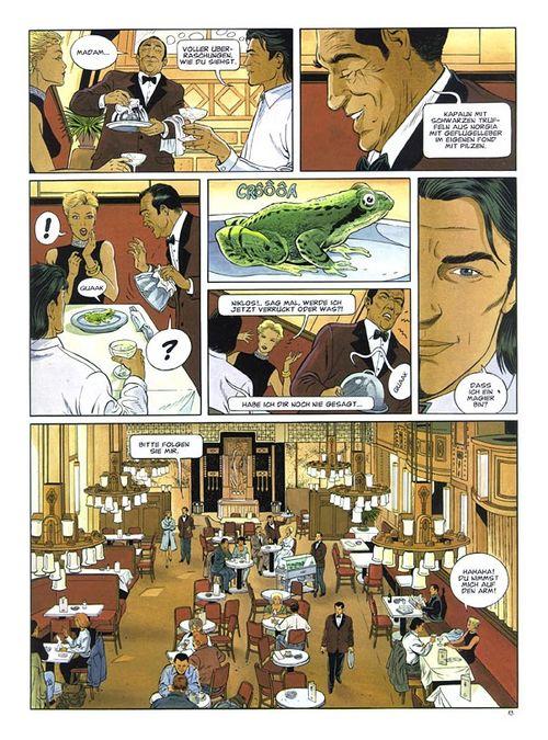 Leseprobe aus Niklos Koda 4 - Seite 2