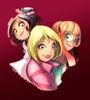 MOSAIK: Die unglaublichen Abenteuer von Anna, Bella & Caramella 1