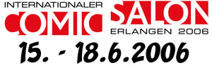 Comic-Salon Erlangen 2006