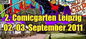 Leipziger Comicgarten 2011