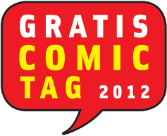 Gratis Comic Tag 2012
