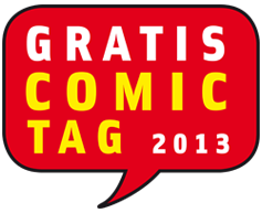 Gratis Comic Tag 2013