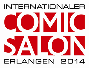 Comic-Salon Erlangen 2014
