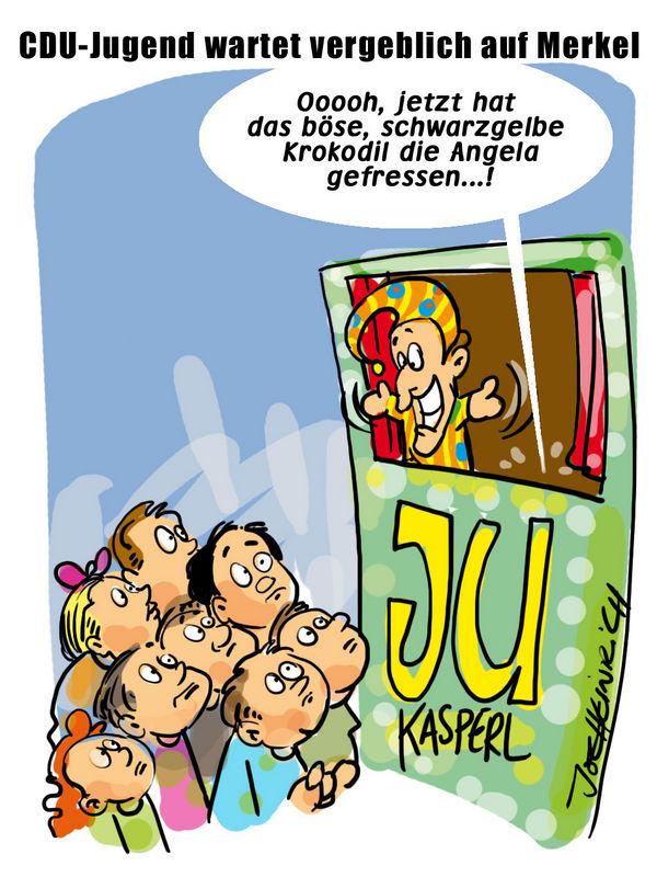 Joe Heinrich - Die Kleinen warten...