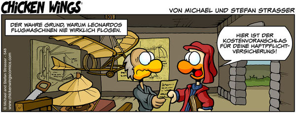 Leonardos Flugmaschinen