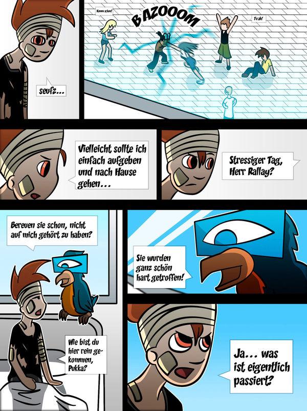 WHO Is The Strongest?! Kapitel 01 - Seite 28